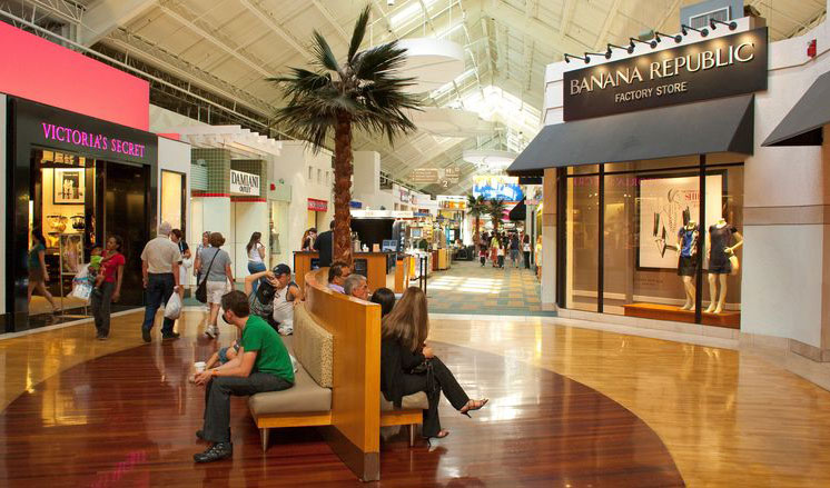 Sawgrass Mills Mall (Round Trip)